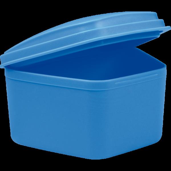 wellsamed KFO / Prothesenbox: standard, blau