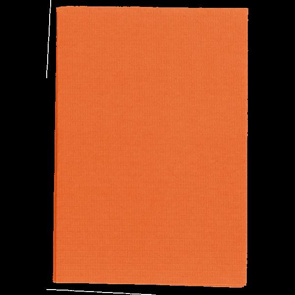 wellsabib Patientenservietten im Dispenser: 125 Stück, orange, 33 x 45 cm