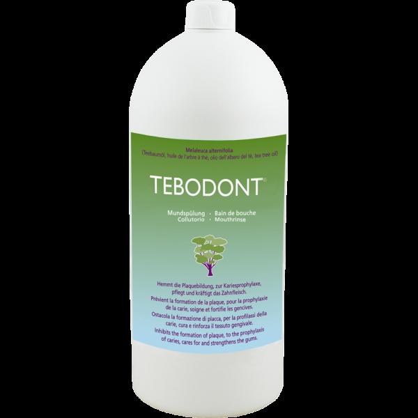 WILD Tebodont Mundspülung: 1.500 ml