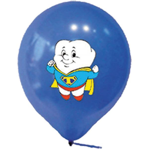 Mirus Mix Luftballon Superman