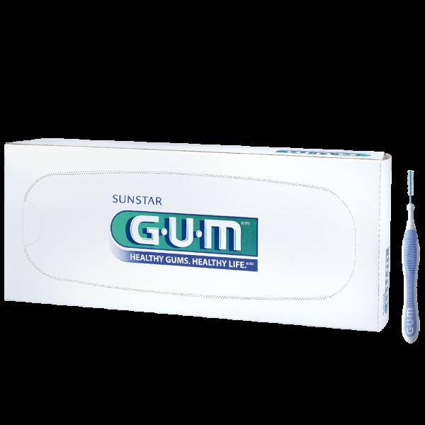 GUM TRAV-LER 1312, hellblau, 36 Stück
