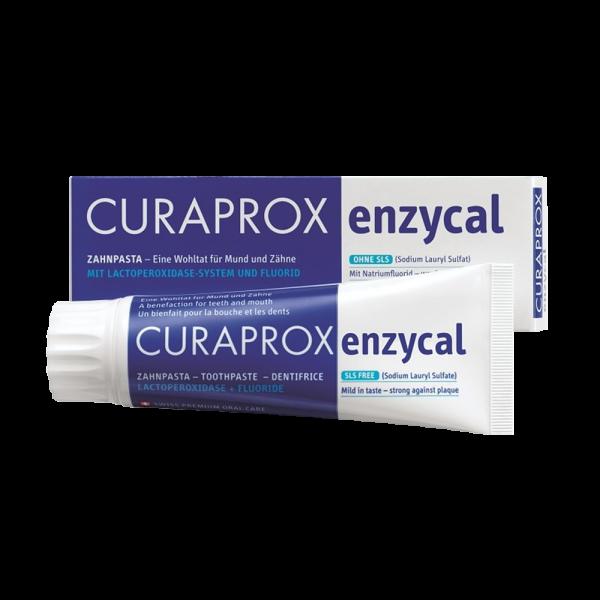 CURAPROX Enzycal 950 Zahnpasta: 75 ml Tube