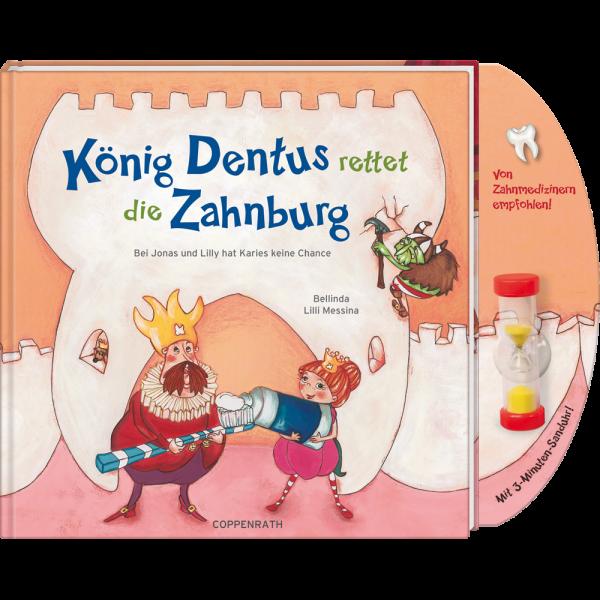 König Dentus rettet die Zahnburg!