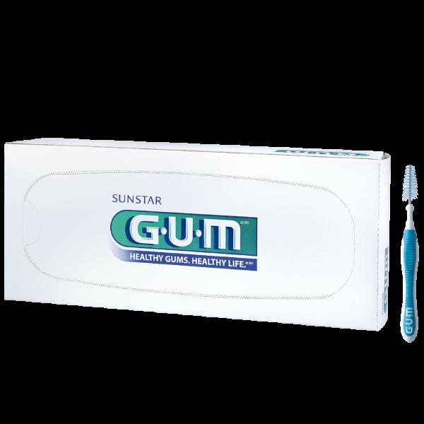 GUM TRAV-LER 1614, blau, 36 Stück