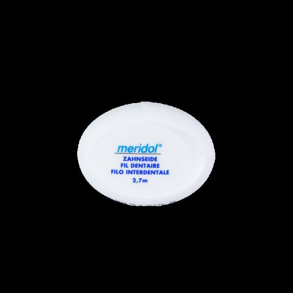 meridol: Flausch Zahnseide / 2.7 m