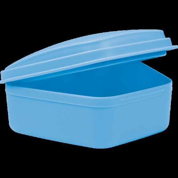 wellsamed KFO / Prothesenbox: mini, blau
