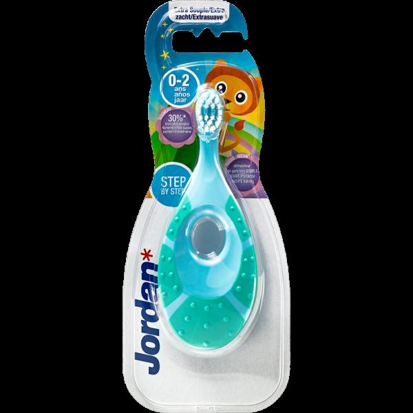 JORDAN Step 1: Baby (0-2 J.), soft