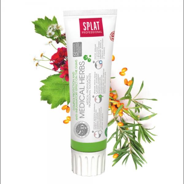 SPLAT Professional Medical Herbs Zahncreme