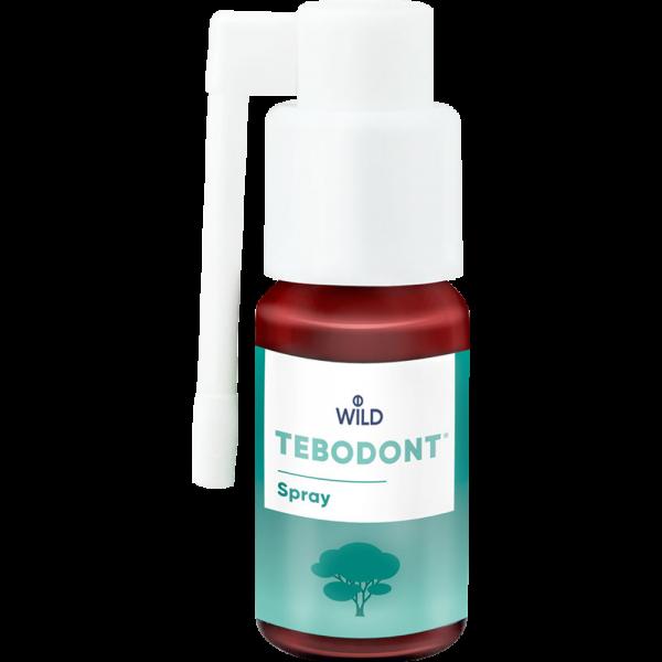 WILD Tebodont Spray: 25ml