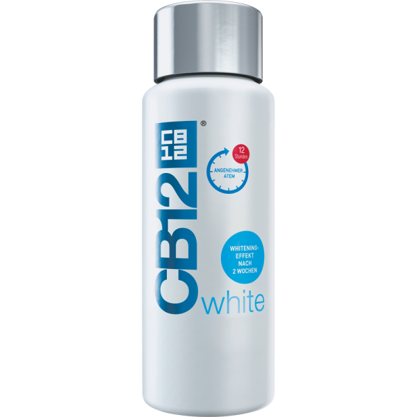 CB12 Mundspüllösung: White, 250 ml